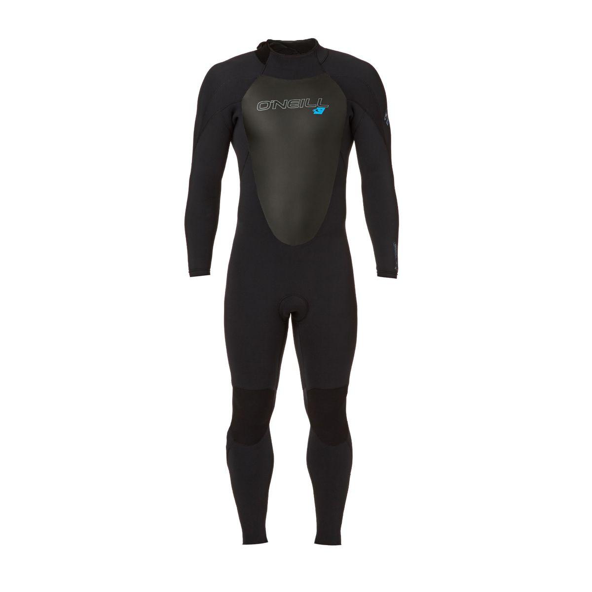 O'Neill Epic 5/4mm Back Zip Wetsuit - Black/ Black/ Black