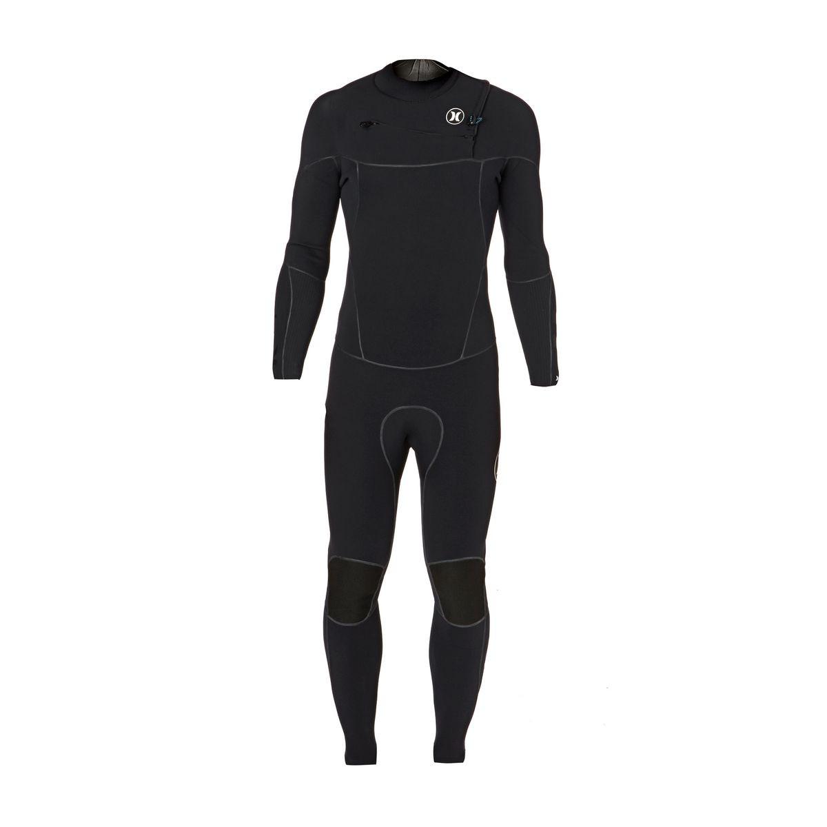 Hurley Phantom 2mm 2017 Chest Zip Wetsuit - Black