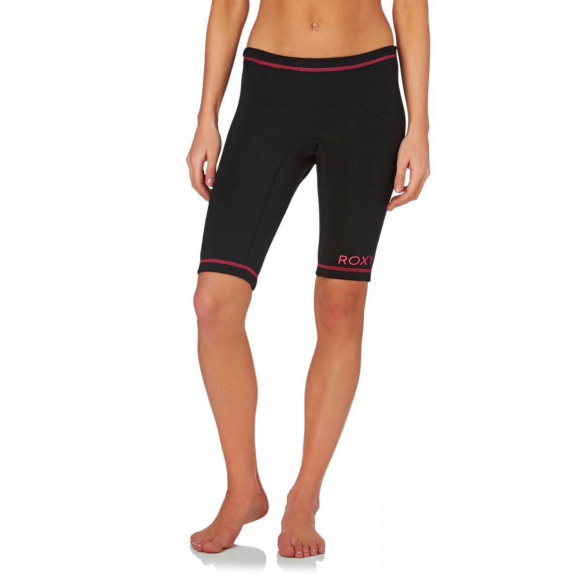 2dd65897cc Roxy Syncro 1mm 2017 Reef Wetsuit Shorts - True Black