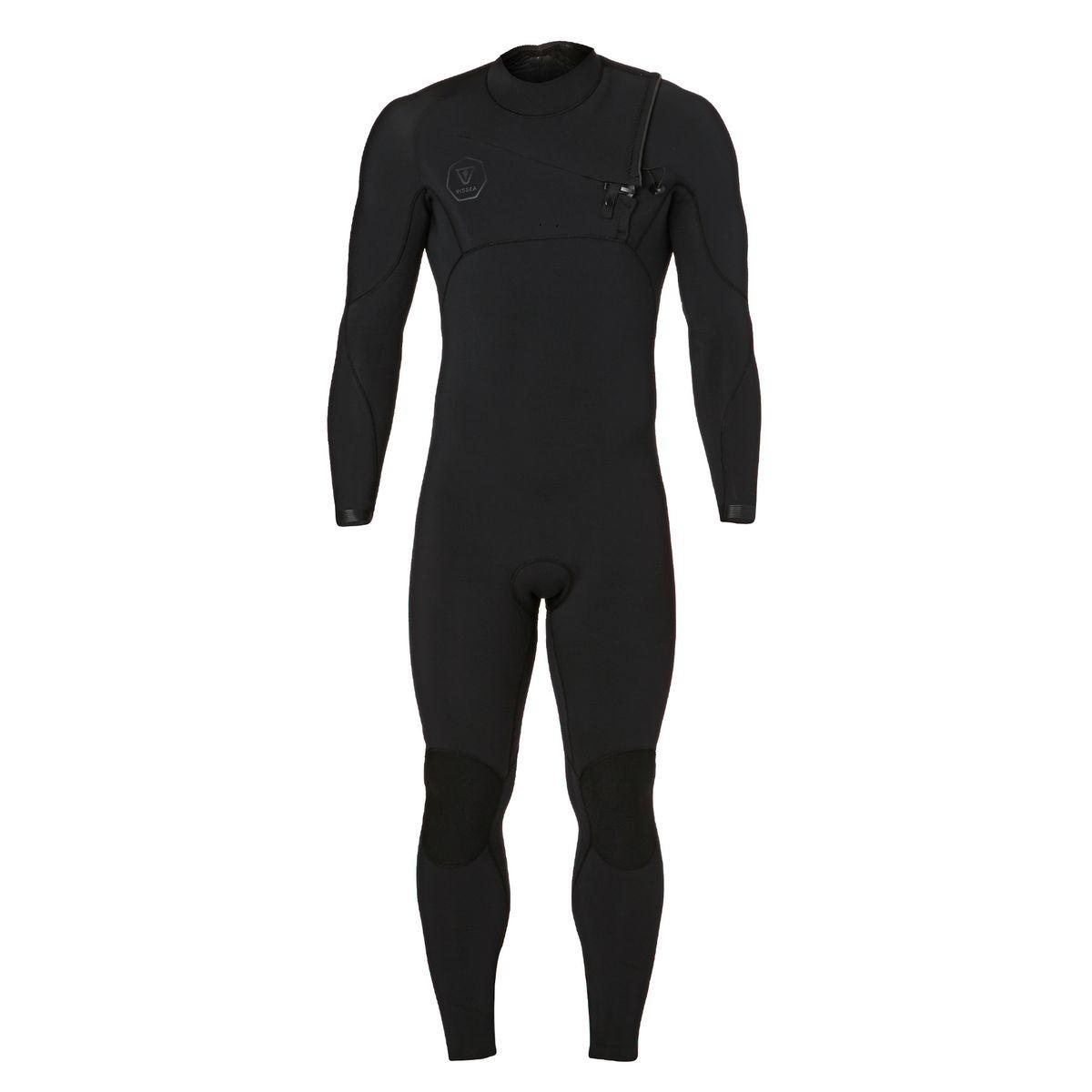 Vissla Seven Seas 5/4mm Chest Zip Wetsuit - Stealth