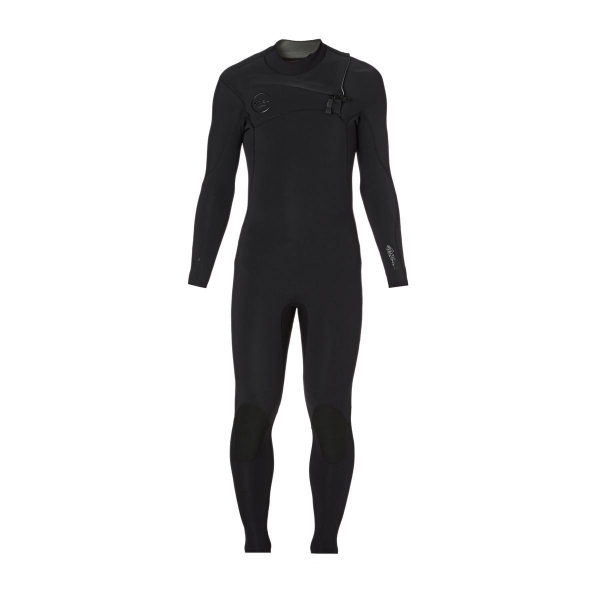 Xcel Infiniti Comp TDC 4/3mm 2017 Chest Zip Wetsuit - Black