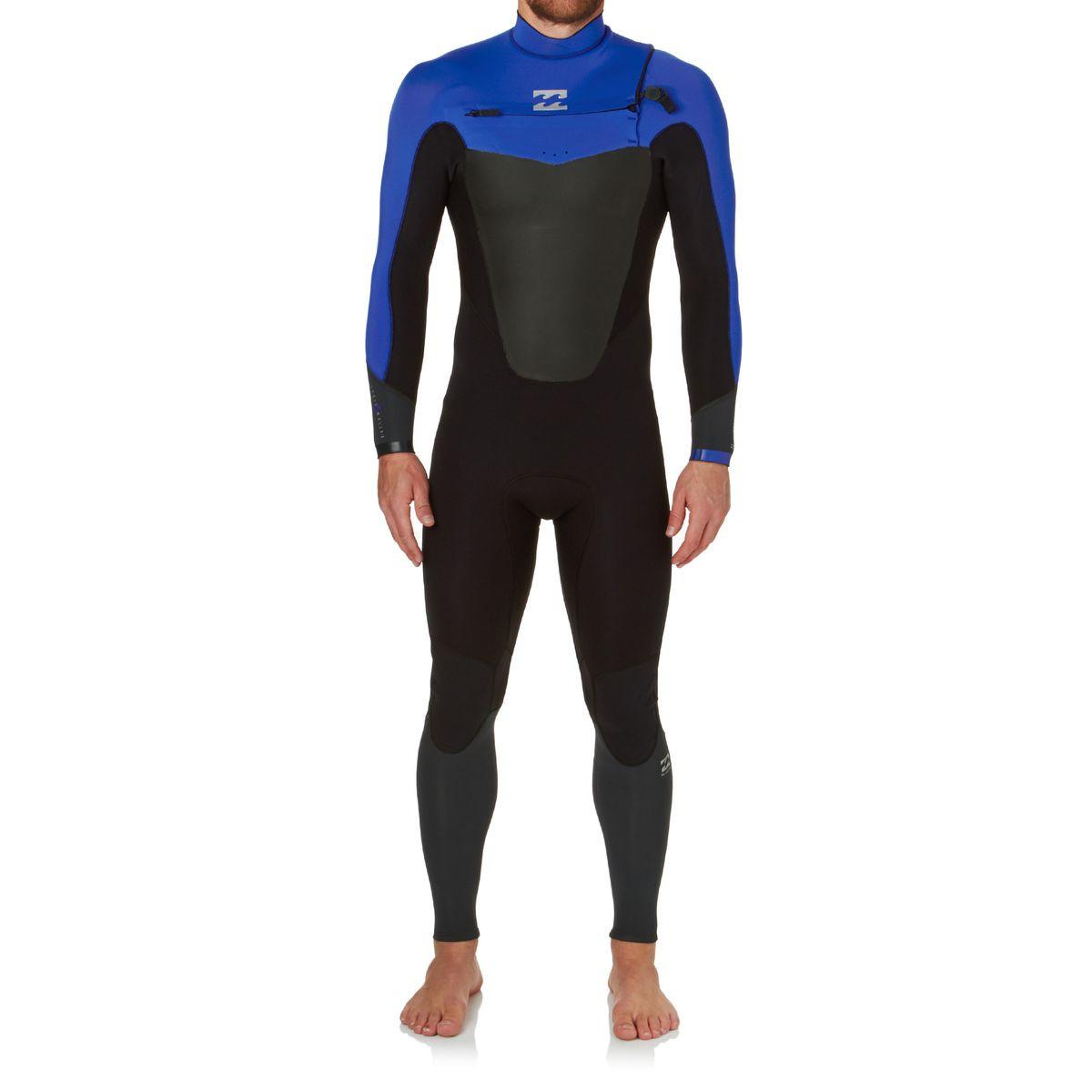 Billabong Absolute Comp 3/2mm 2017 Chest Zip Wetsuit - Ocean
