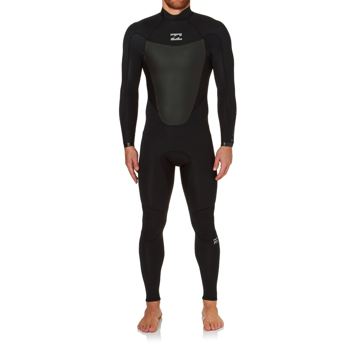 Billabong Absolute Comp 3/2mm Back Zip Wetsuit - Black