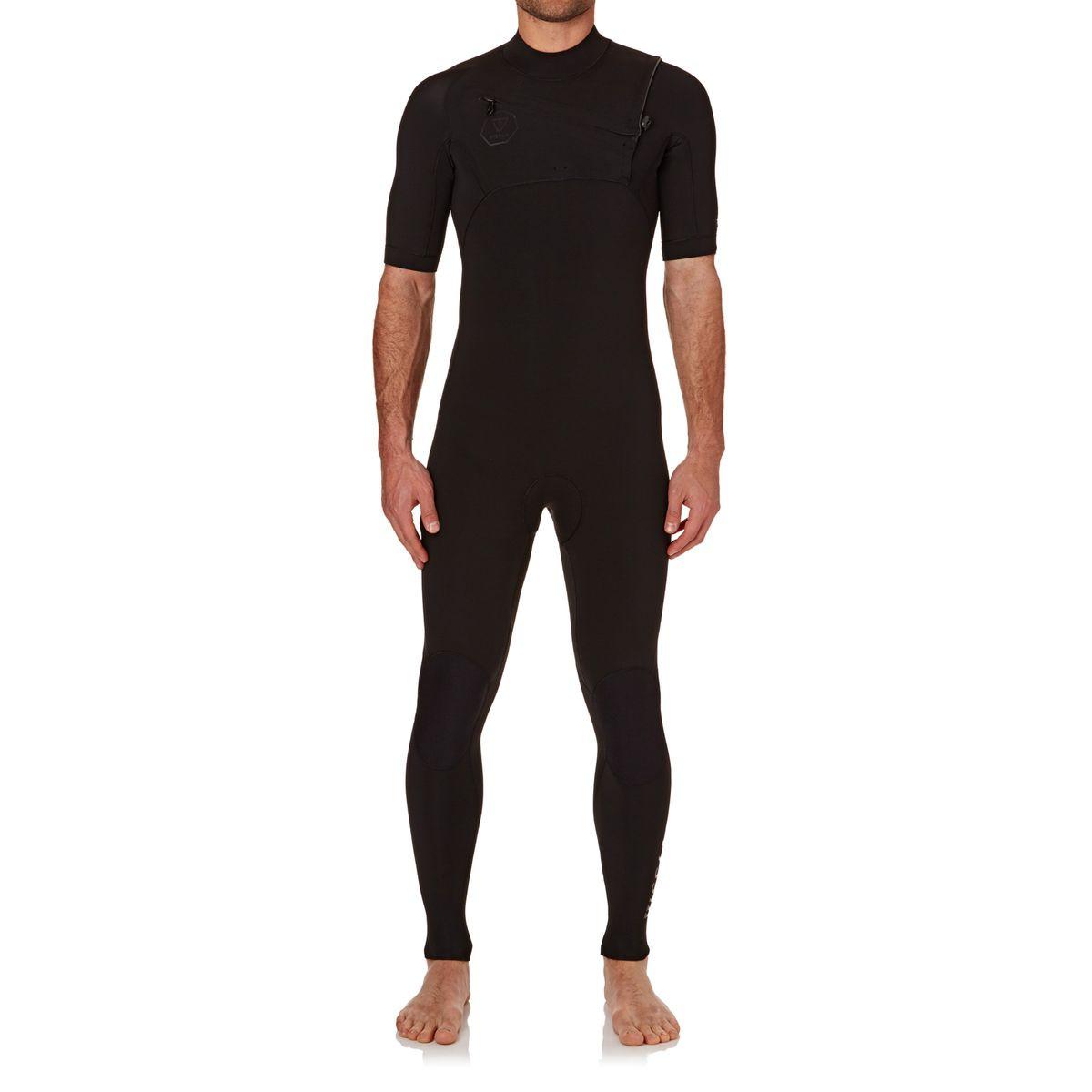 Vissla 7 Seas 2mm 2017 Short Sleeve Wetsuit - Stealth