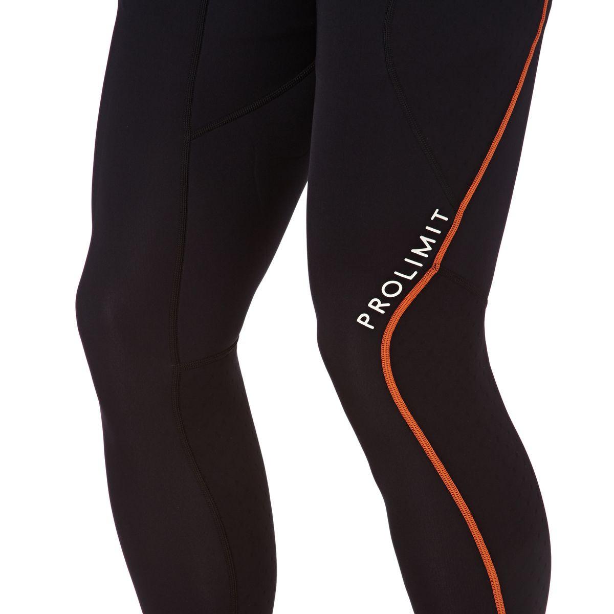 Prolimit SUP Neo 1mm 2017 Airmax Wetsuit Pants - Black/ Orange