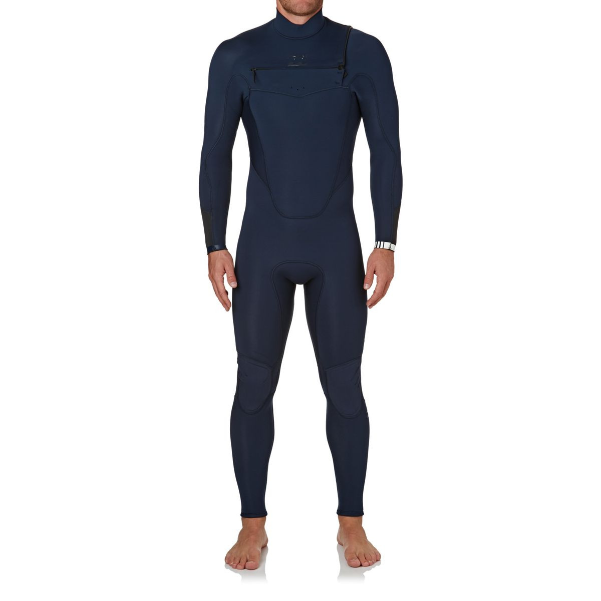 Billabong Absolute 5/4mm 2018 Chest Zip Wetsuit - Navy