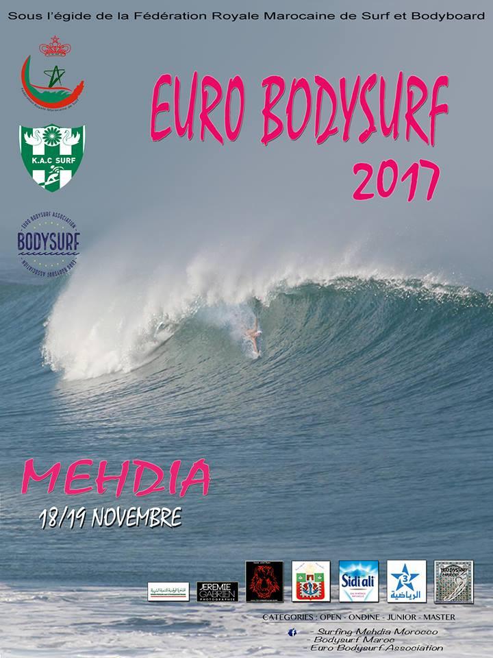 Euro Bodysurf are going to Mehdia Beach, Morocco