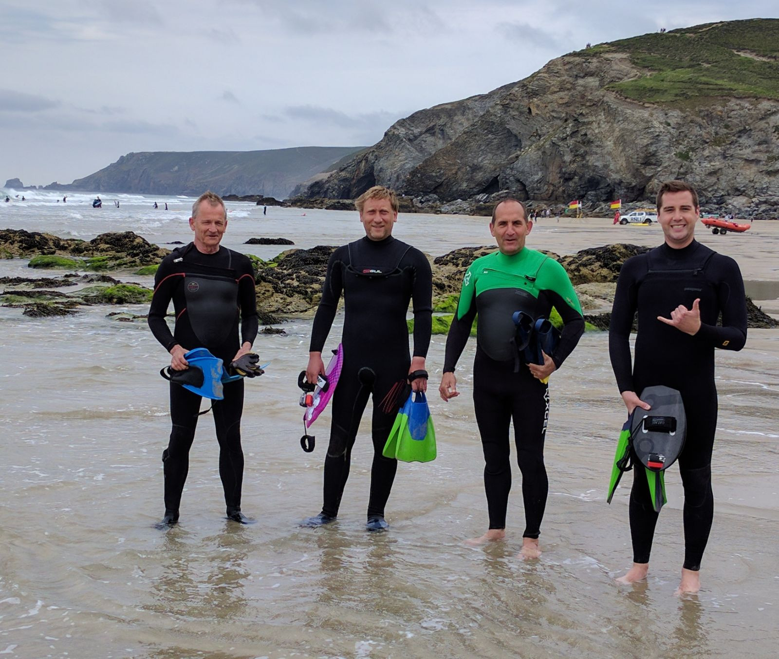 A UK Bodysurfing Association Meet Up