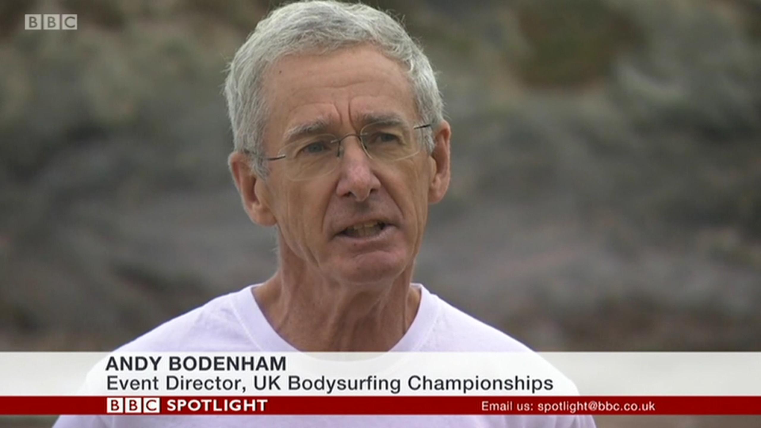 Andy Bodenham