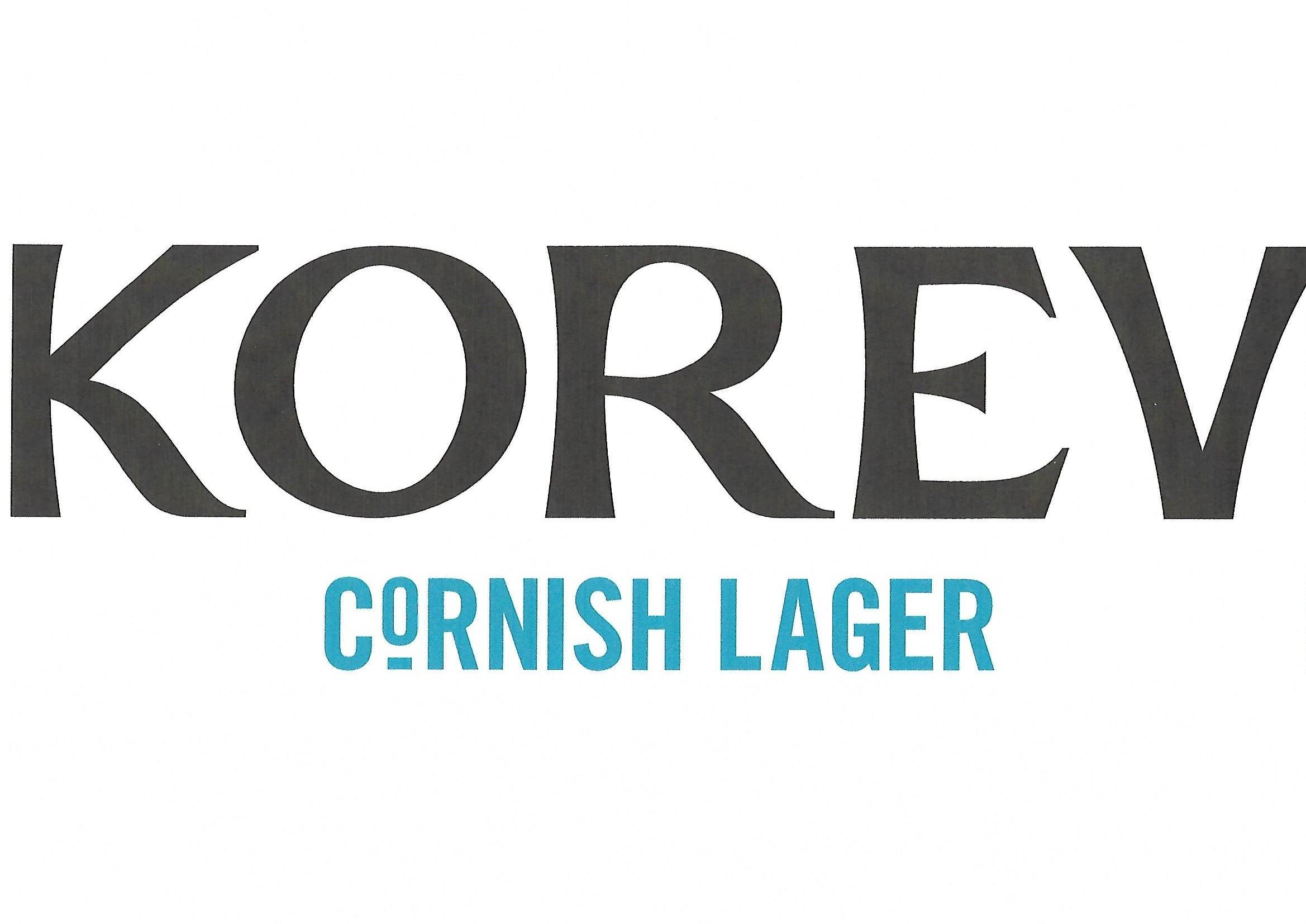 Korev Cornish Lager