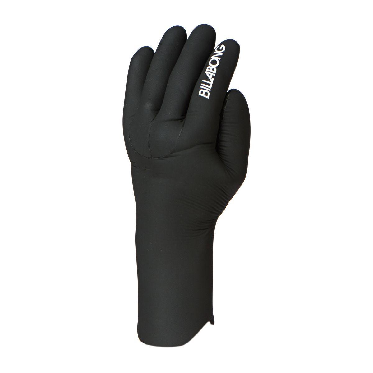 Billabong Foil 5 Finger Wetsuit Gloves - 4mm