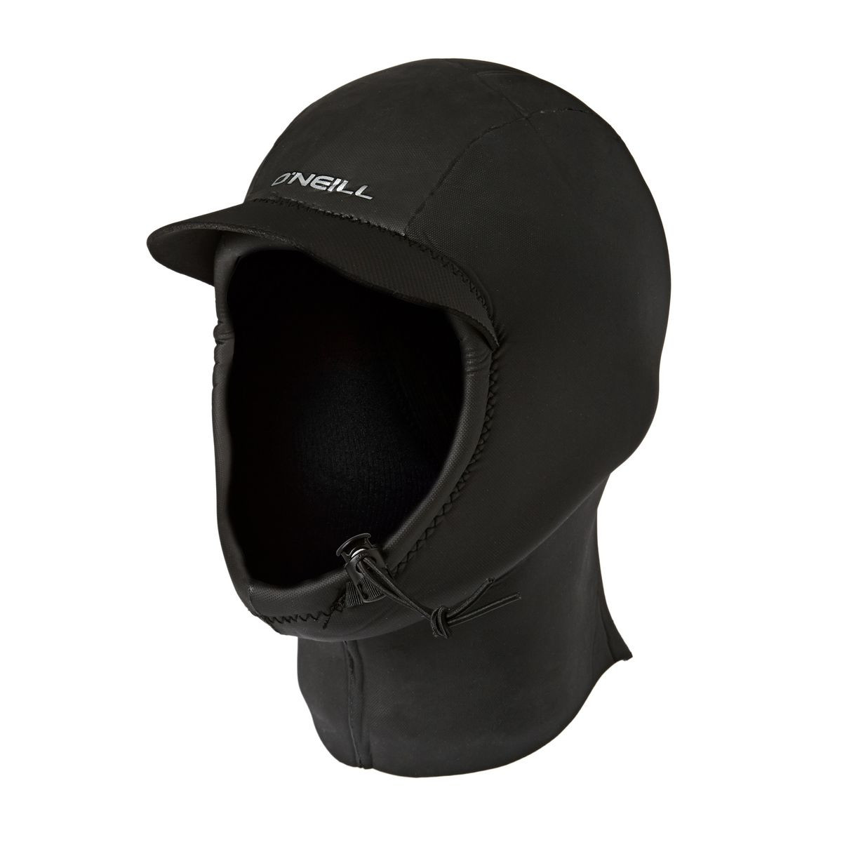 O'Neill 3mm Hyperfreak Coldwater Wetsuit Hood - Black
