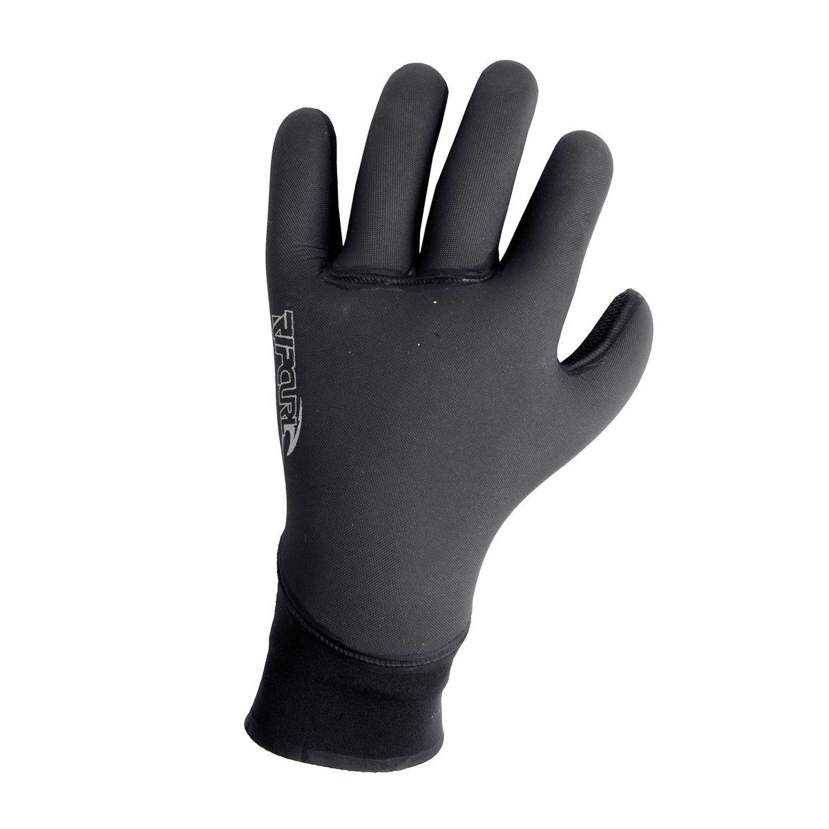 Rip Curl Flashbomb 5/3mm 5 Finger Wetsuit Gloves - Black
