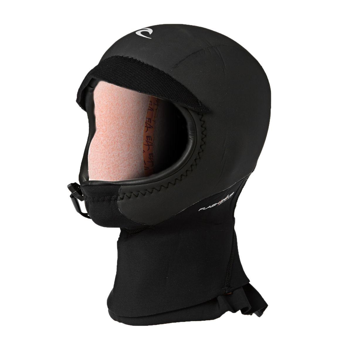 Rip Curl Flashbomb 3mm Wetsuit Hood - Black