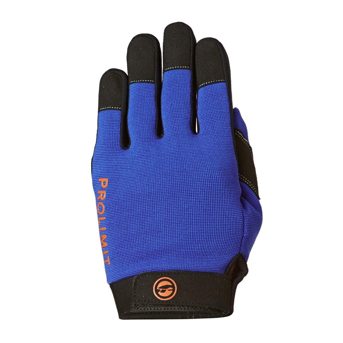 Prolimit Summer Long Finger Wetsuit Gloves - Black