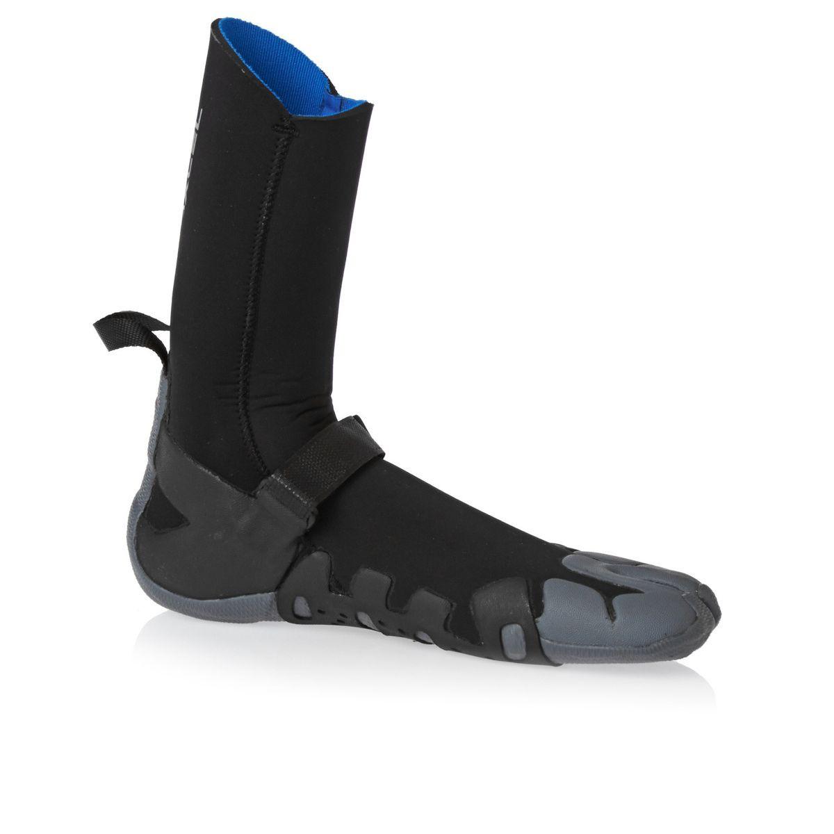 Xcel Infiniti 3mm Split Toe Wetsuit Boots - Black