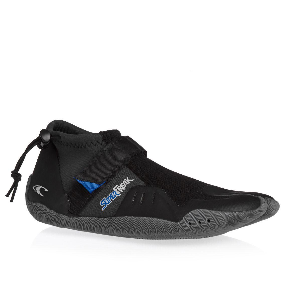 O'Neill Superfreak Tropical Split Toe Boot - Black