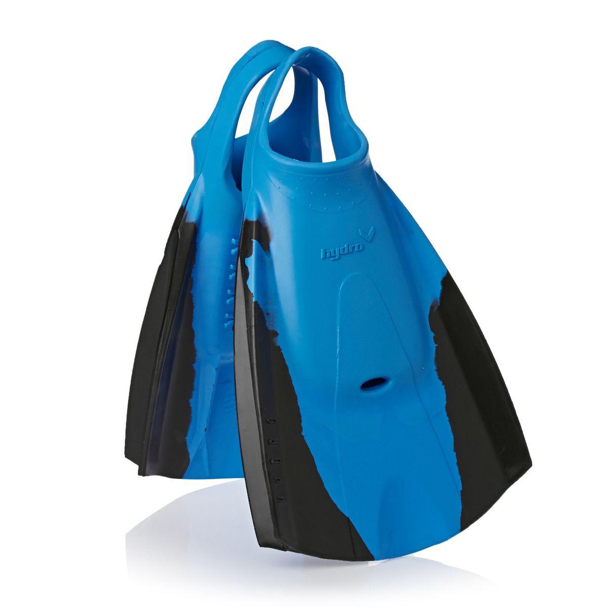 Hydro Tech Bodyboard Fins - Black/ Blue