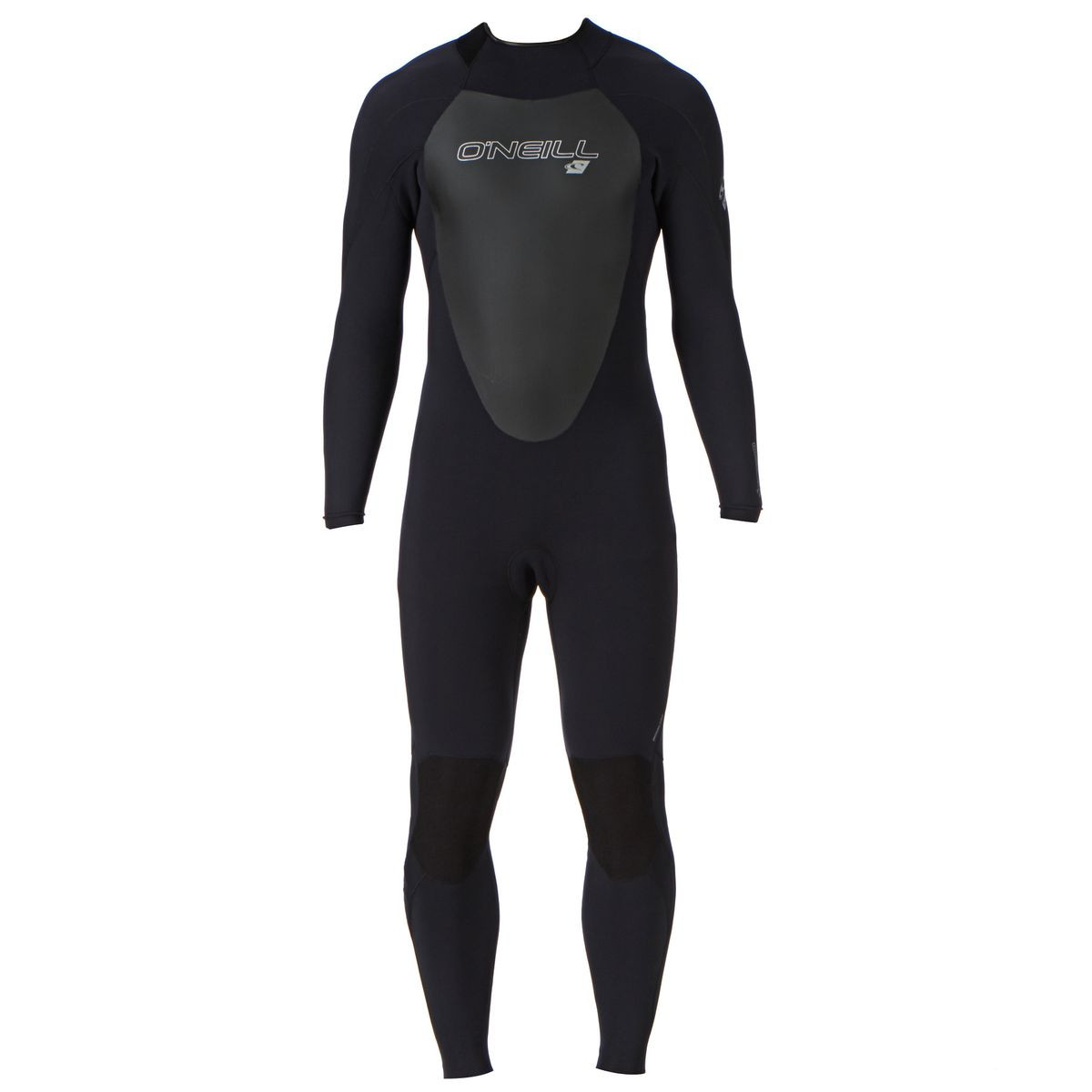 6c5df4aa4584 O'Neill Epic 4/3mm Back Zip Wetsuit - Black/Black/Black