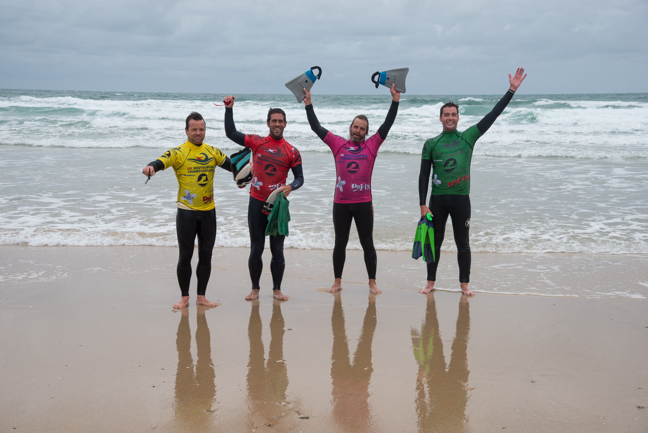 Slyde Handboards UK Bodysurfing Championships 2017