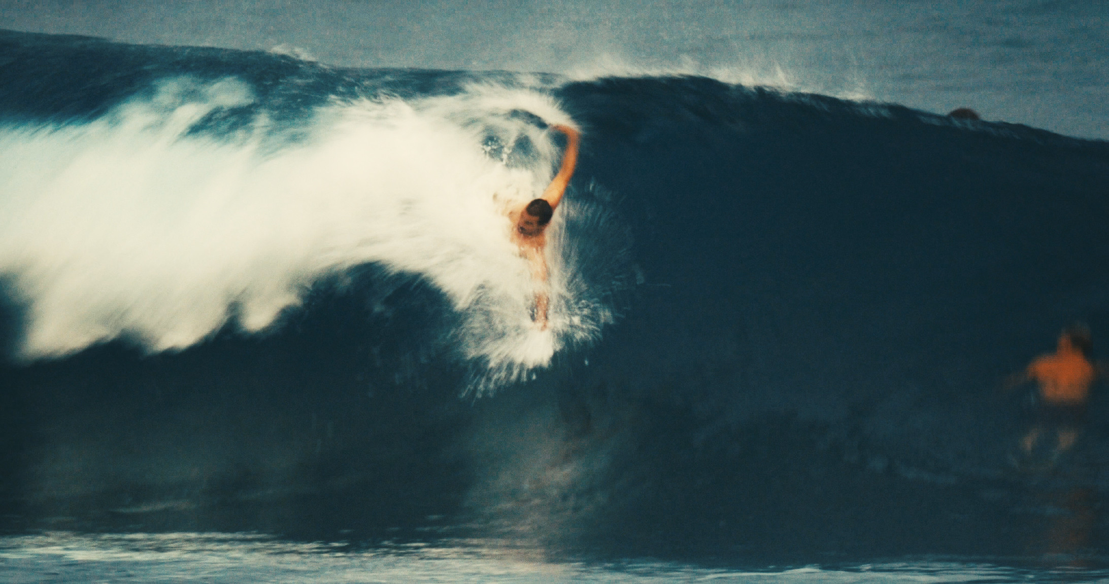 Dave Ford at Pipeline